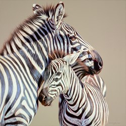Unconditional Love by Darryn Eggleton -  sized 24x24 inches. Available from Whitewall Galleries